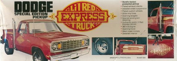 1978 Dodge Pickup Lil Red Express 1 25 Fs