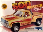 1981 Chevy Stepside 4X4 Pickup 'Sod Buster' (1/25) (fs)
