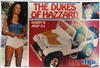 "Dukes of Hazzard Daisy's Jeep CJ-5 ""Original First Issue 1980"" (1/25) (fs)"