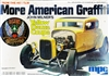1932 Ford Yellow Deuce Coupe 'American Graffiti'  (1/25) (fs)