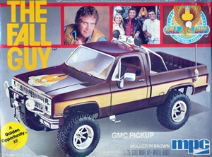 "1982 GMC Pickup ""The Fall Guy"" (1/25) (fs) MINT"