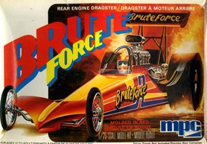 Brute Force Rear Engine Dragster (1/25) (fs)