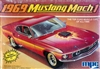1969 Ford Mustang Mach 1 (1/25)