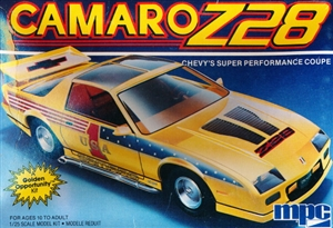 1985 Chevy Camaro Z-28 T-Top Coupe (1/25) (fs)