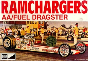 Ramchargers AA/Fuel Dragster (1/25) (fs) MINT