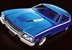 1974 Plymouth Roadrunner (2 'n 1) Collector's Edition with Figure (1/25) (fs)