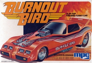 "1980 Pontiac Firebird ""Burnout Bird"" Funny Car (1/25)"
