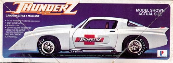 1981 Chevy Camaro Z-28 Street Machine