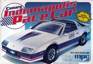 "1983 Chevy Camaro Z-28 ""Indianapolis Pace Car' (1/25) (fs)"