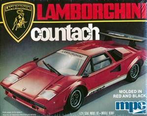Lambourghini Countach (1/24) (fs)