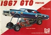 1967 Pontiac GTO (4 'n 1) Stock, Custom, Funny or Custom Stocker (1/25)