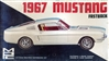 1967 Ford Mustang 2+2 Fastback (4 'n 1) Stock, Custom, Drag or Grand Touring (1/25) (fs) MINT