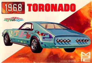1968 Oldsmobile Toronado 2-Door Hardtop (1/25) (fs) MINT