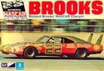 1970 Richard Brooks # 22 Golden Products Daytona Charger (1/25) (fs) MINT