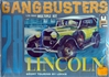 1928 Lincoln 4-door Sports Touring 'Gangbusters'  (1/25) (fs) '63 Issue
