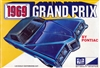 1969 Pontiac Grand Prix (2 'n 1) Stock or Custom (1/25) (fs)