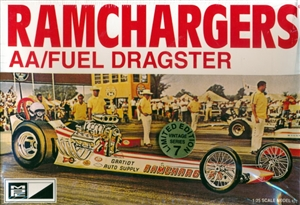 Ramchargers AA/Fuel Dragster (1/25) (fs) Reissue