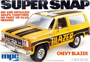 1977 Chevy Blazer 'Super Snap' (1/25) (fs)