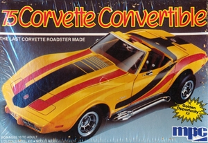 1975 Corvette Convertible (1/25) (fs)