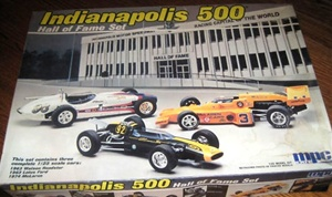 Indianapolis 500 Hall of Fame Set  (1/25) (fs)