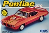 1970 Pontiac Tempest GTO (2 'n 1) Stock or Custom (1/25) (fs)