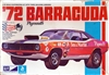 "1972 Plymouth Barracuda ""Sox & Martin"" (3 'n 1) Stock, Street and High-rise Rod (1/25)"