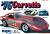 1976 Chevy Corvette Coupe (3 'n 1) Stock, Drag or Street (1/25)