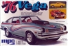 1976 Chevy Vega Coupe (4 'n 1) Stock, Street, Drag or Road Race (1/25) (fs) MINT