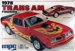 1978 Pontiac Firebird Trans Am (2 'n 1) Stock or Street (1/25) (fs)