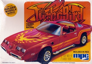 1981 Pontiac Firebird Turbo Street Machine (1/25) (fs)