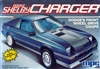 1986 Dodge Charger 'Shelby' Front Wheel Drive Coupe (1/25) (fs)