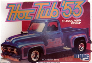 1953 Ford Hot Tub Pickup (1/25) (fs)