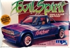 1980 Dodge D-50 RAM Mini-Pickup 'Evil Spirit' (1/25) (fs)