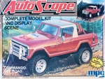 1980's AMC Jeep CJ-7 'Autoscape' Commando (1/25) (fs)