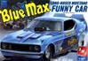 1973 Ford Mustang Funny Car 'Blue Max'  (1/25) (fs)