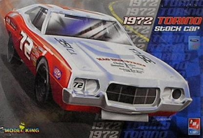 Ford Racing Parts >> 1972 Ford Torino NASCAR (1/25) (fs)