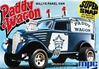 1933 Willys Panel Van - Paddy Wagon Super Snap (1/25)  (fs)