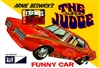 "Arnie Beswick's 1969 Pontiac GTO ""Super Judge"" Funny Car  (1/25) (fs)"