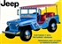 WW II Era Jeep (2 'n1) Military or Stock Surrey (1/25) (fs)