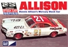 Donnie Allison's 1971 Mercury Cyclone 'Purolator' #21 (1/25) (fs)