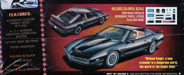 Mpc Knight Rider 1982 Pontiac Firebird