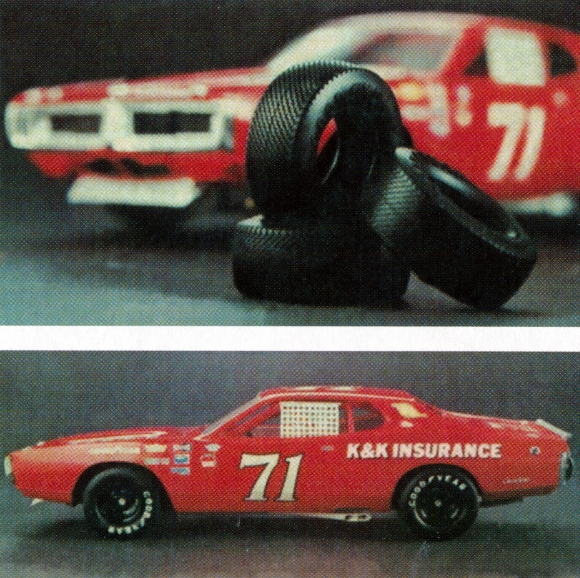 1973 Buddy Baker S Dodge Charger Stock Car 1 16 Fs