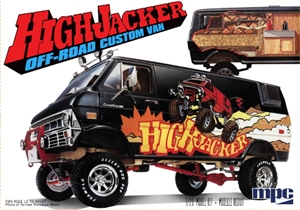1974 HighJacker Off-Road Custom Ford Van (1/20) (fs)