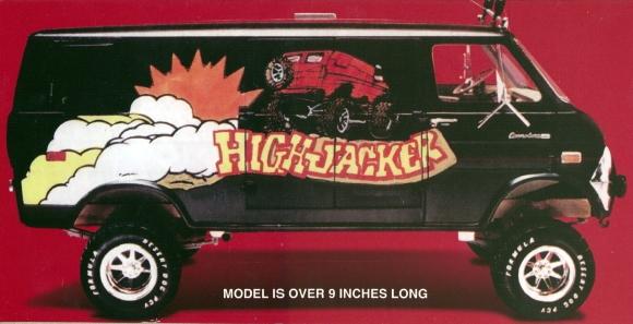 1974 HighJacker Off Road Custom Ford Van 1 20 Fs