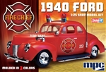 1940 Ford Fire Chief (1/25) (fs)
