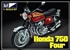 Honda 750 Four Motorcycle (1/8) (fs)