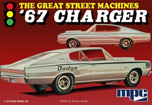 1967 Charger Great Street Machines (1/25) (fs)