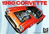 1960 Chevy Corvette (6 'n 1)  (1/25) (fs)
