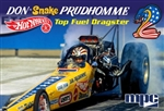 "Don ""Snake"" Prudhomme 1972 Rear Engine Dragster (1/25) (fs)"