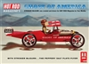 "Stroker McGurk Ghost of America ""Flying Car""  (1/18) (fs) Damaged Box"